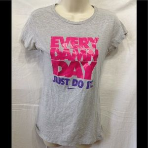 Women's size Small NIKE t-shirt